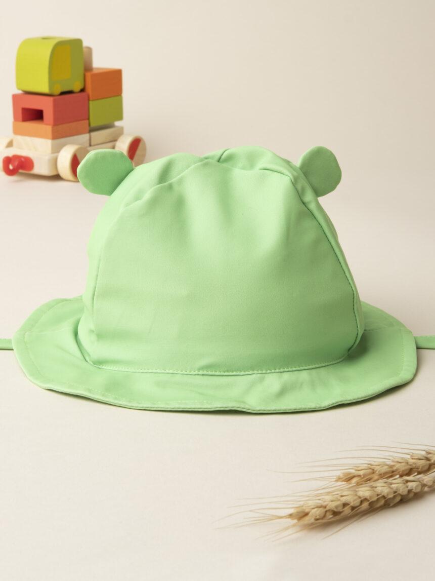 "Chapéu de ""sapo"" de menino - Prénatal"