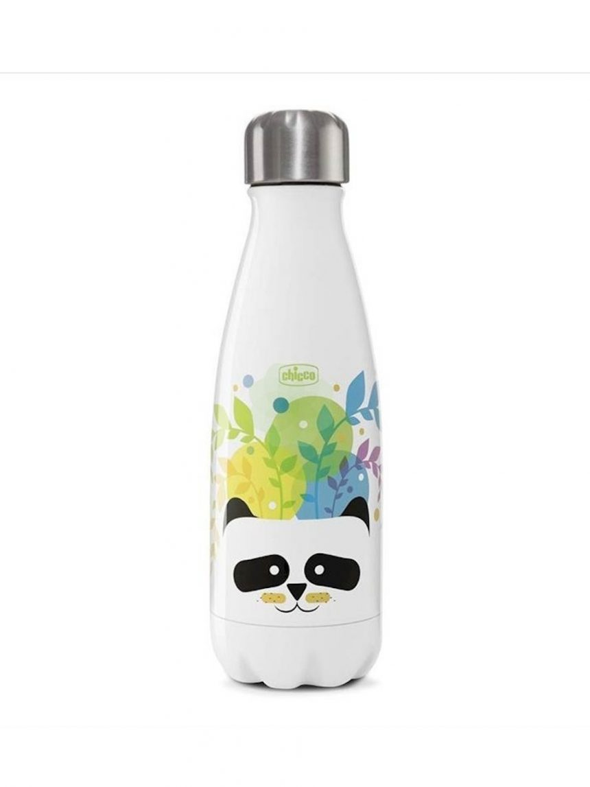 Garrafa térmica drinky aço inoxidável 350ml - Chicco