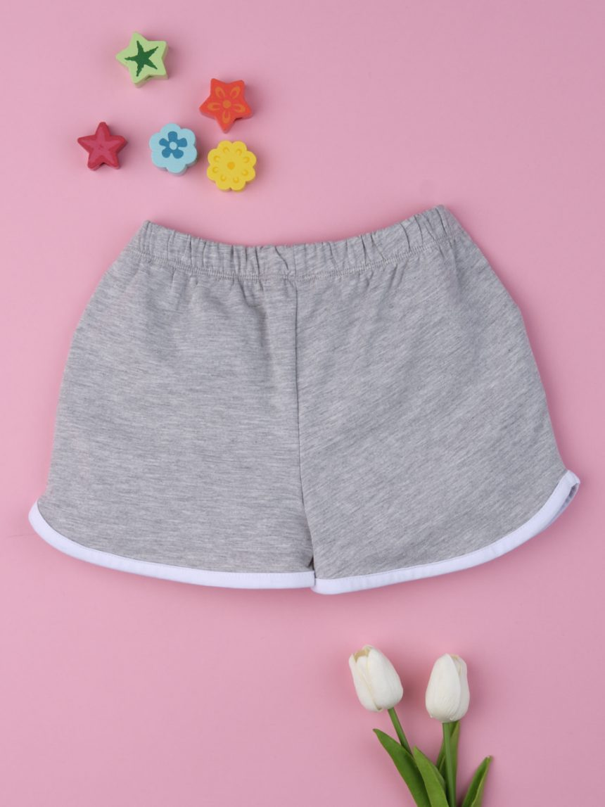 "Shorts bimba ""grey"" - Prénatal"