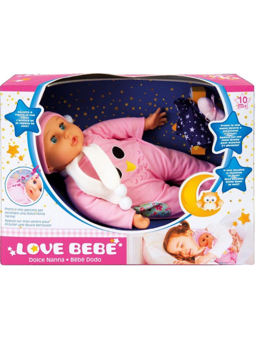 Love bebe '- doce boneca do sono - Love Bebè