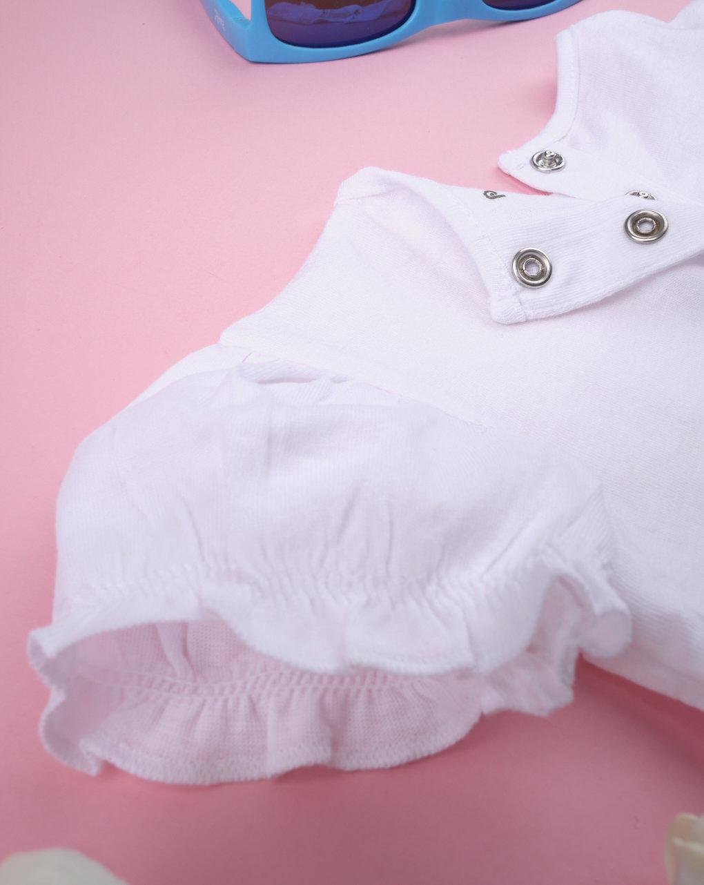 "Camiseta bimba ""felicidade"" - Prénatal"