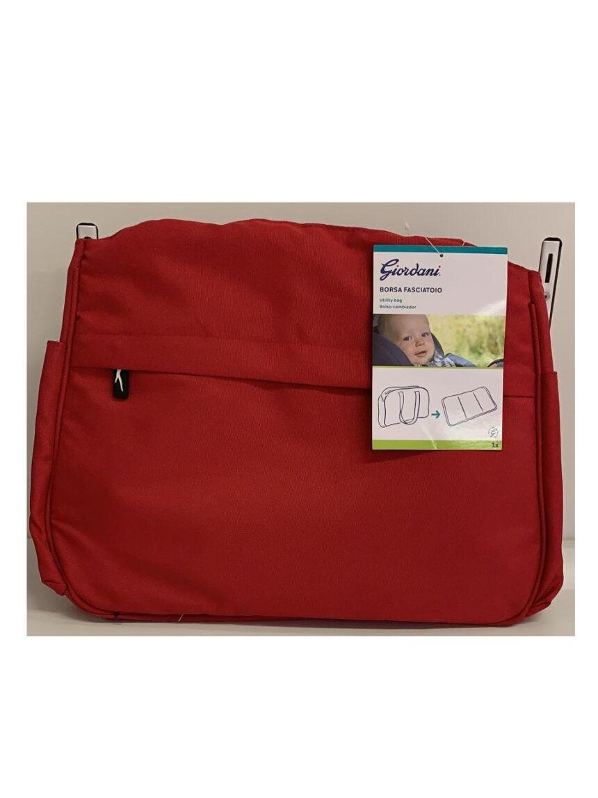 Borsa, temos uma bolsa vermelha - Giordani