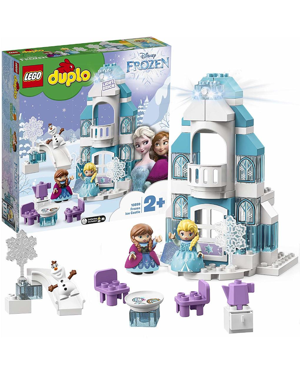 Duplo - castelo de gelo congelado - 10899 - LEGO Duplo