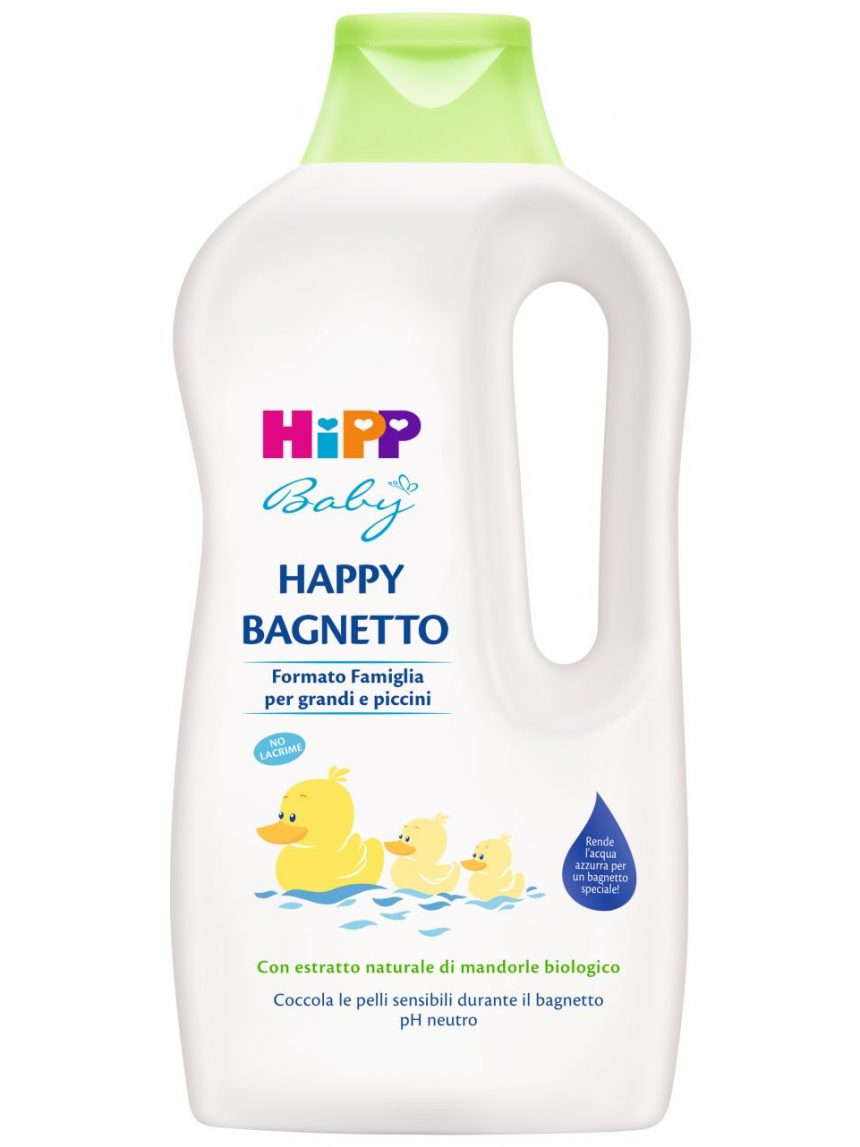 Banho feliz tamanho família 1000 ml - Hipp