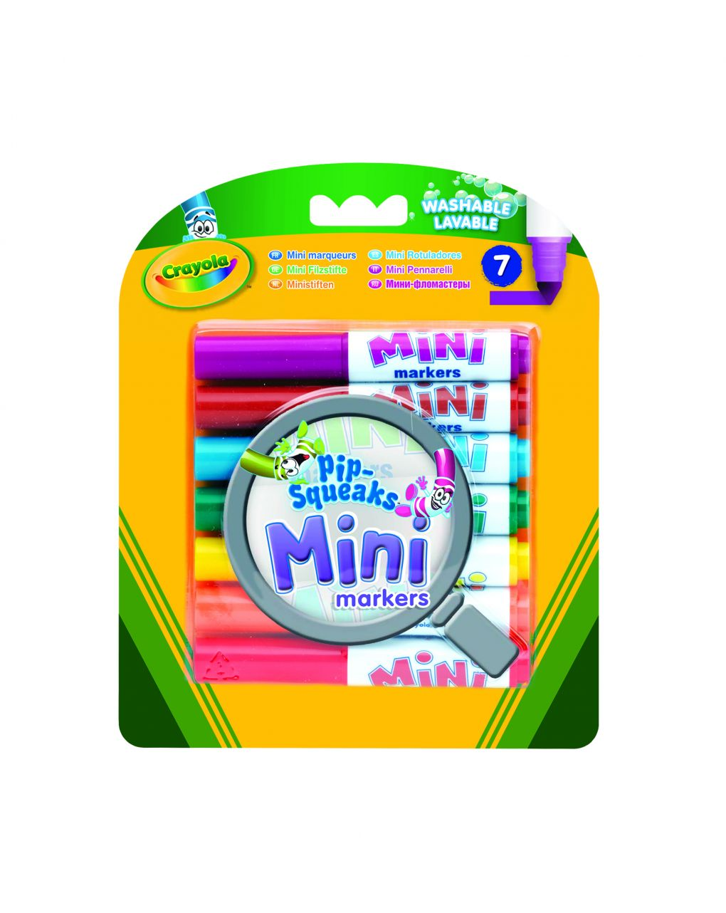 Crayola - mini marcadores - Crayola