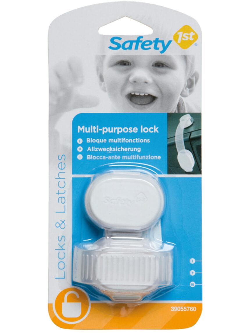 Fechadura multifunções - Safety 1st