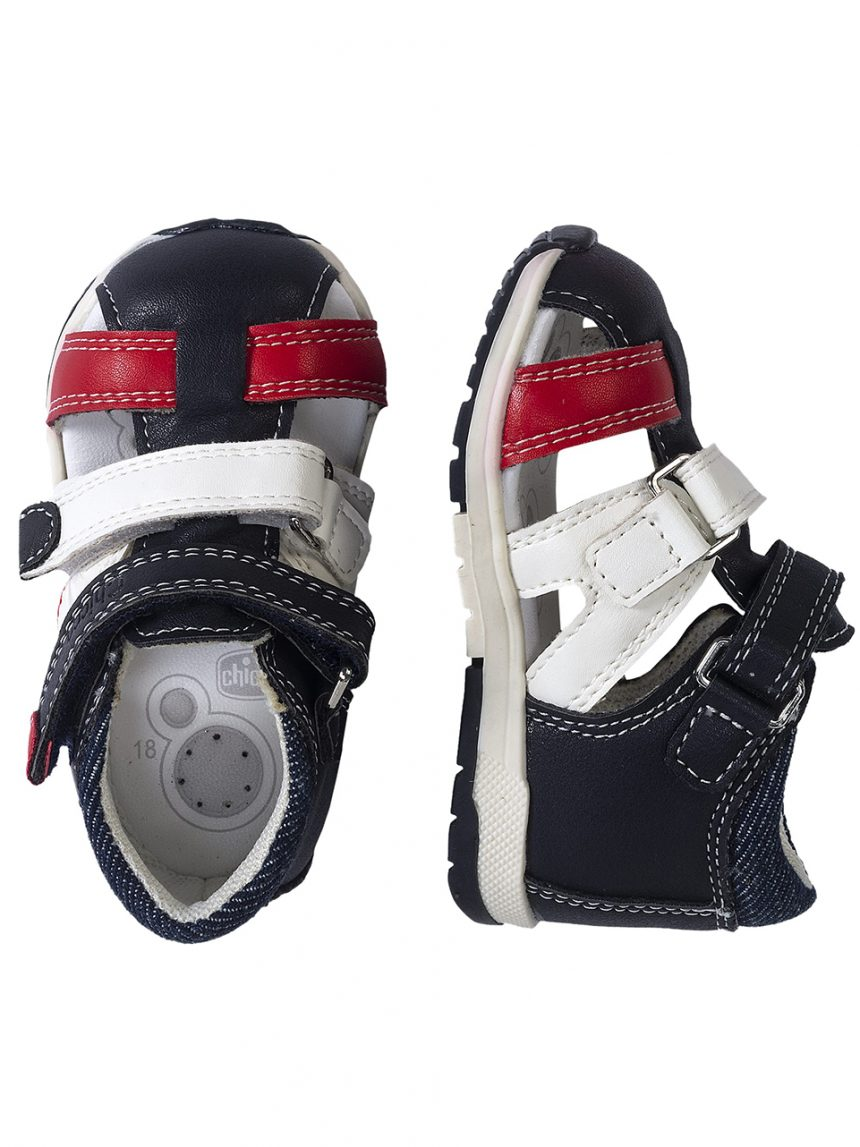 Sandália masculina gabriel - Chicco