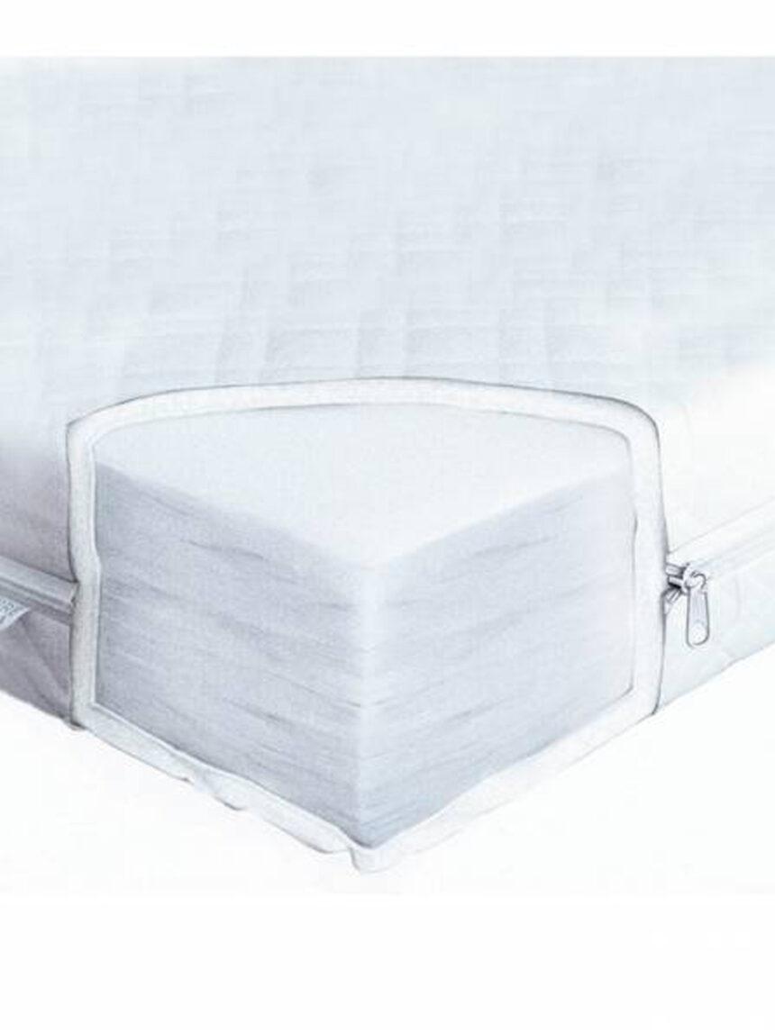 Colchão de fibra 120x60 com capa removível - Giordani