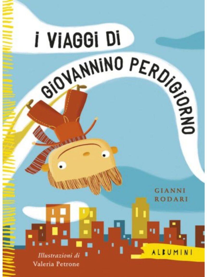 Albumini - as viagens de giovannino perdigiorno - Edizioni EL