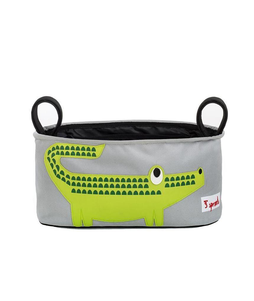 Porta-crocodilo - 3 sprouts