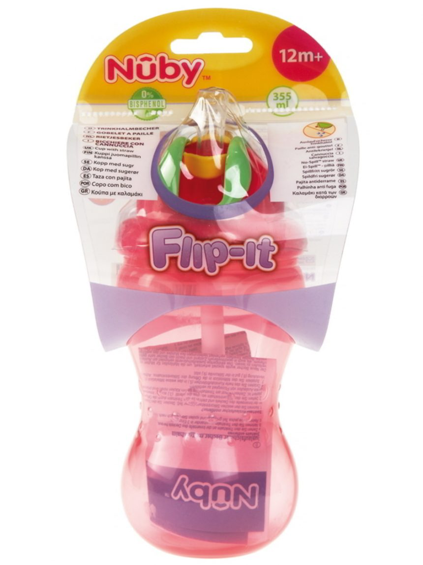 Borraccia nuby flip-it - Nuby