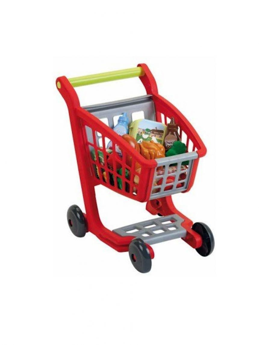 Casa divertida - carrinho de supermercado - FunnyHome