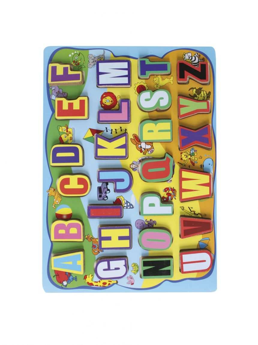 Wood'n play - quebra-cabeça 3d 40x30 - Wood'N'Play