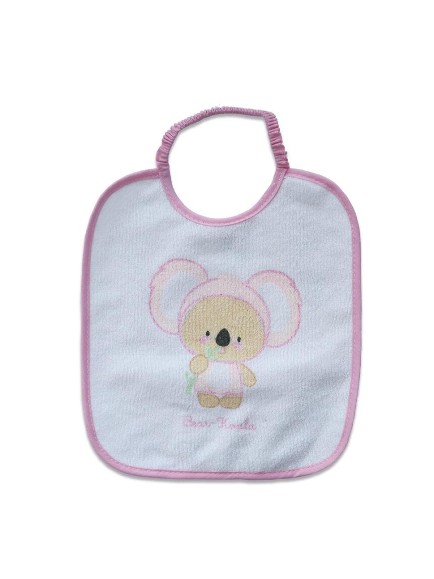 Babador de coala para bebê - Prénatal