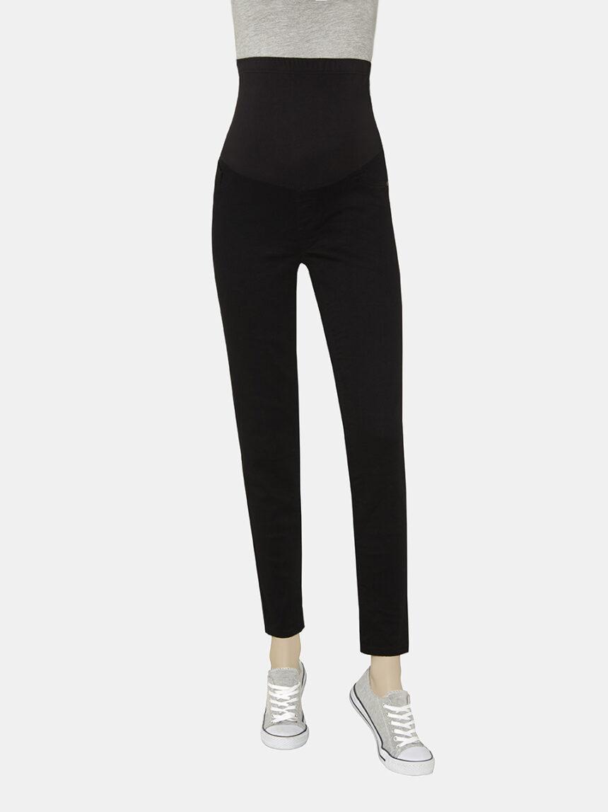 Calças jeans pretas - Prénatal