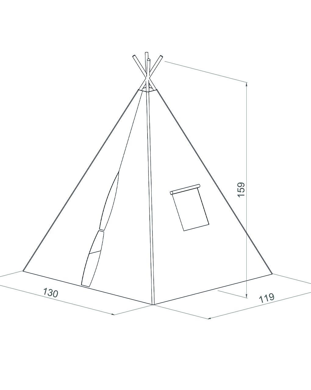 Sunny - tenda tenda cosmo - Sunny