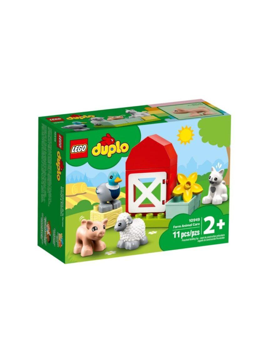 Lego duplo - animais de fazenda - LEGO Duplo