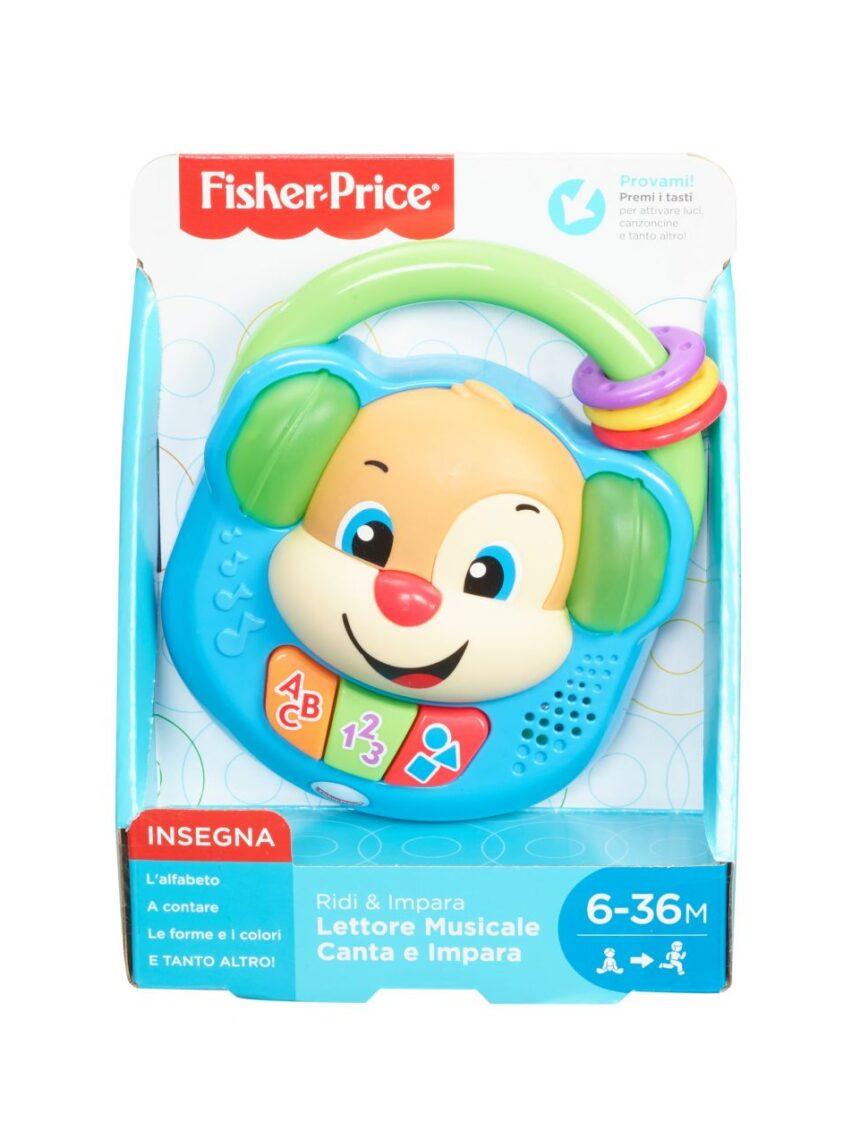 Fisher price - tocador de música, cante e aprenda - Fisher-Price