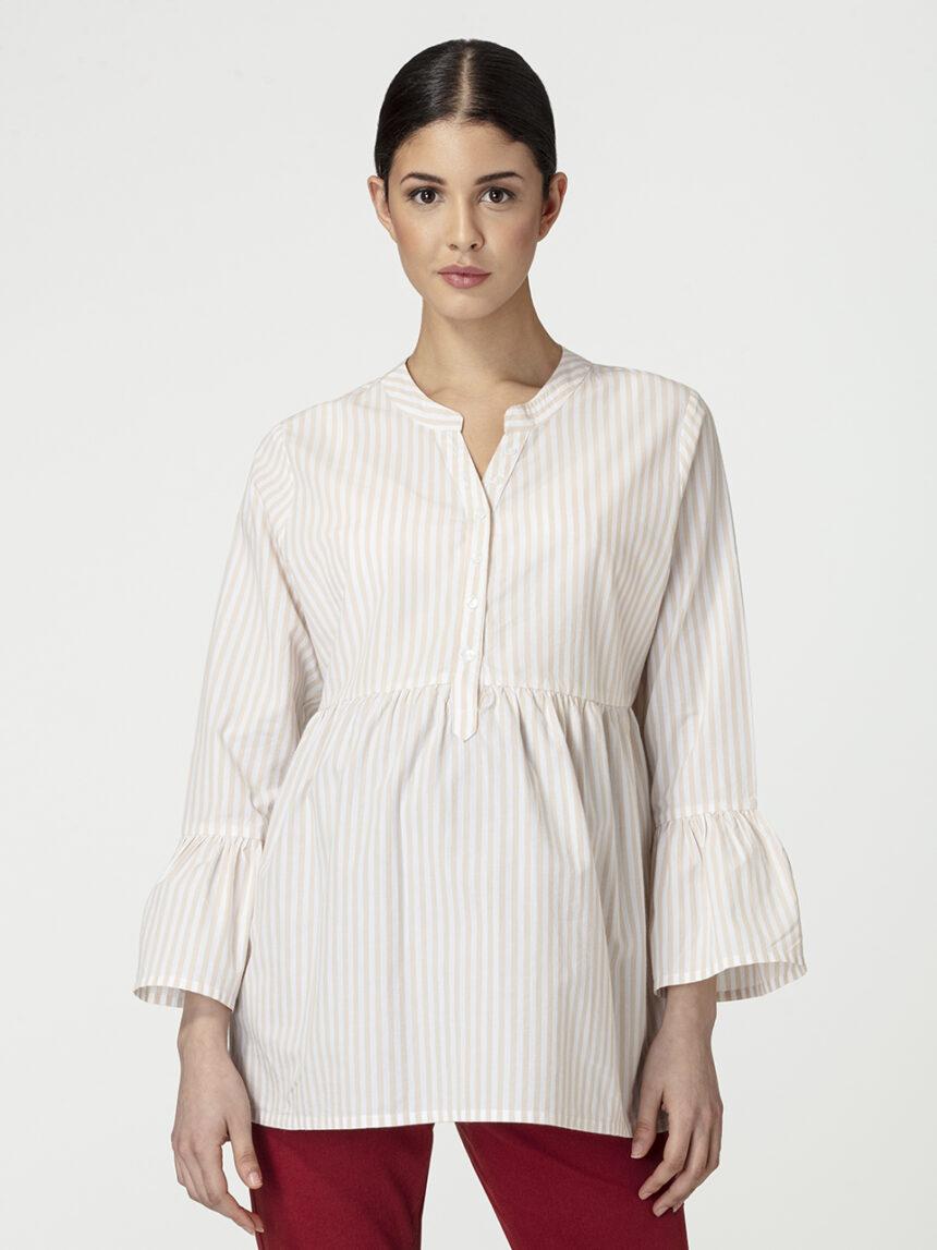 Camisa de maternidade - Prénatal