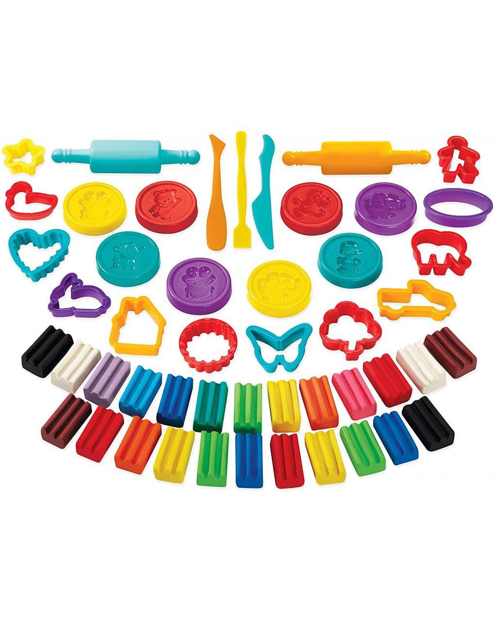 Crayola - criar e modelar conjunto de 50 unidades - Crayola