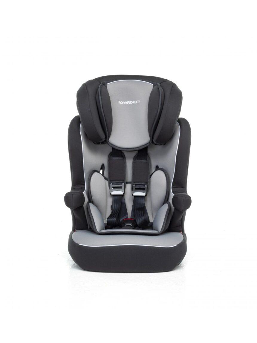 Assento de carro express - cinza (gr. 1/2/3) - Foppapedretti