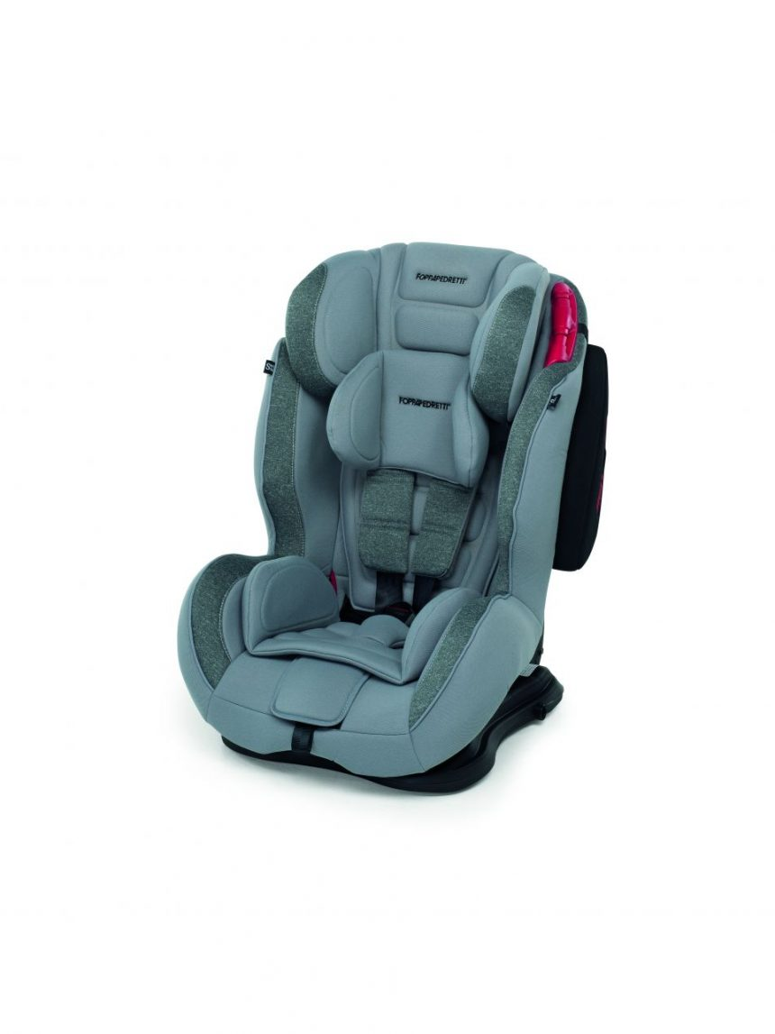 Assento de carro & go -silver (gr. 1/2/3) - Foppapedretti