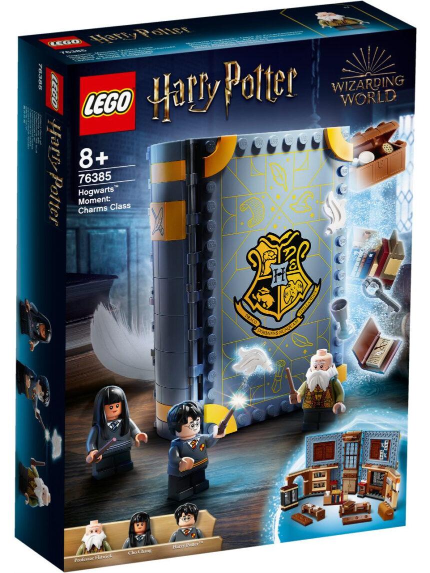 Lego harry potter tm - lição de feitiço hogwarts ™ - 76385 - LEGO