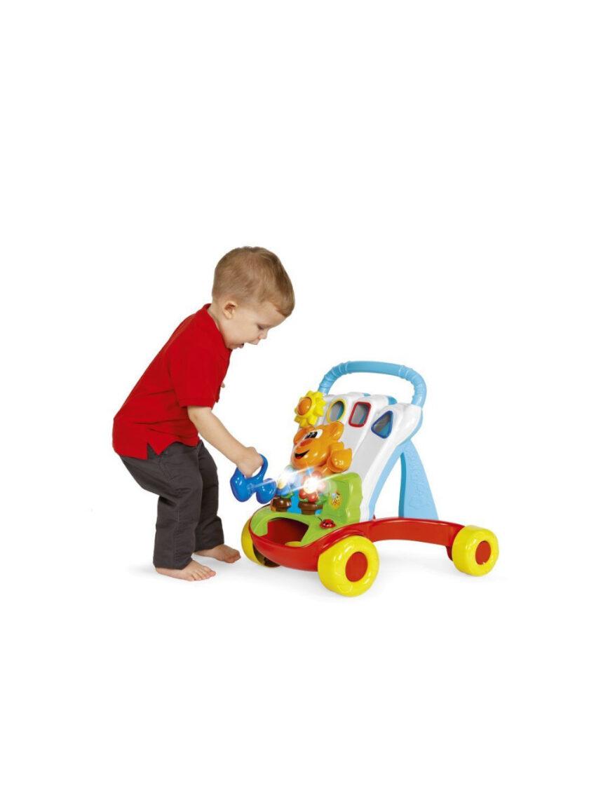 Chicco - jardineiro infantil dos primeiros passos - Chicco