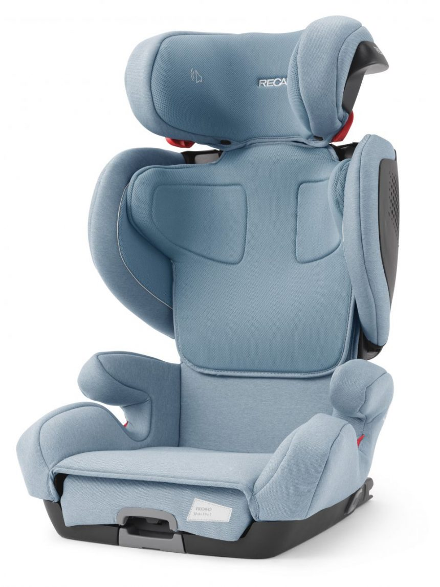 Cadeira de criança azul congelada mako elite 2 prime - Recaro