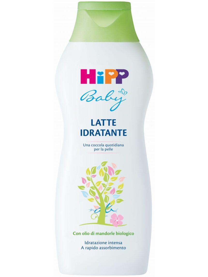 Leite hidratante 350 ml - Hipp