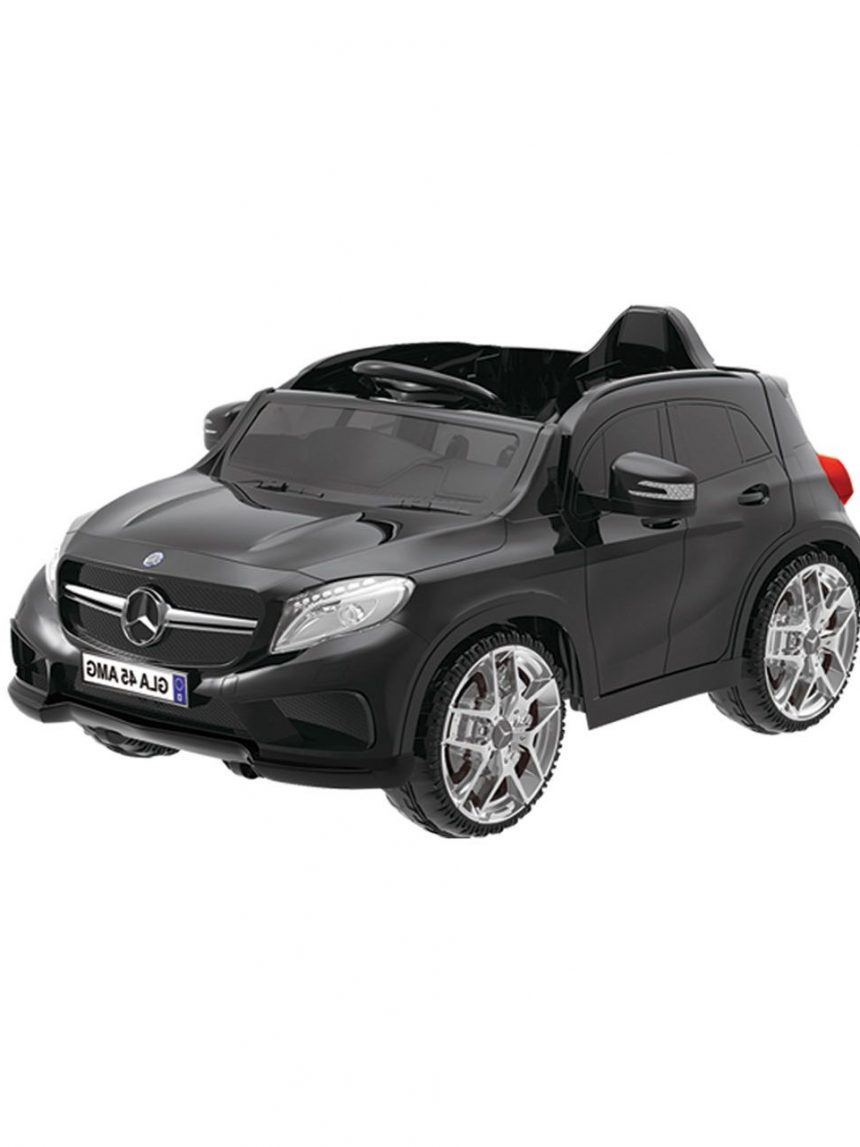 Mercedes era nero 12 - Giaquinto