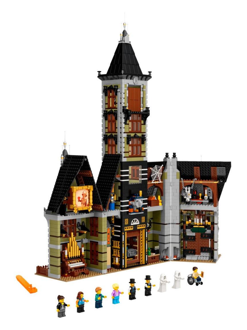 ícones de lego - a casa mal-assombrada - 10273 - LEGO
