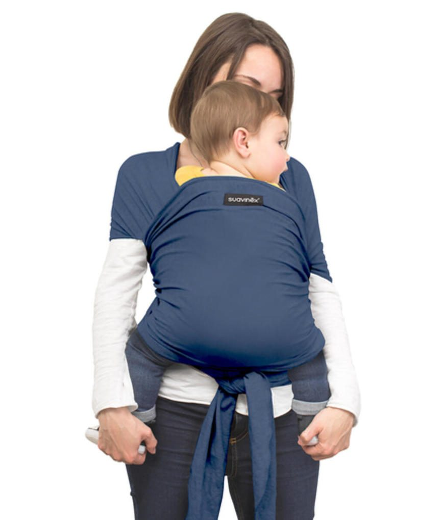 Estilingue bebê azul - Suavinex