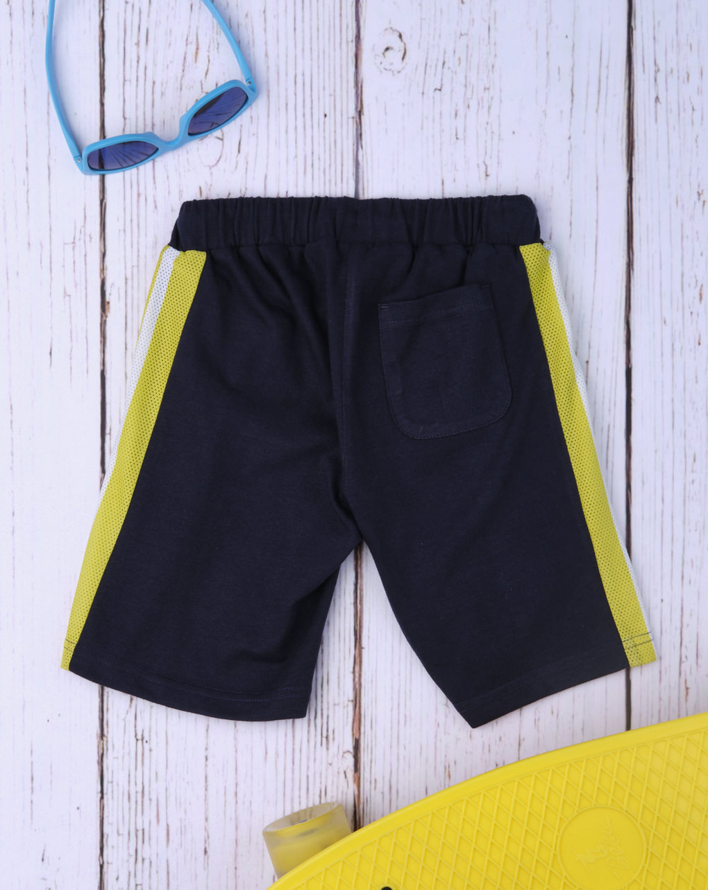 "Shorts menino ""veloz"" - Prénatal"