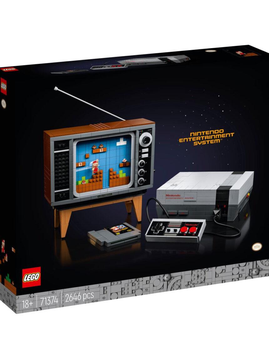 Lego super mario - sistema de entretenimento nintendo ™ - 71374 - LEGO