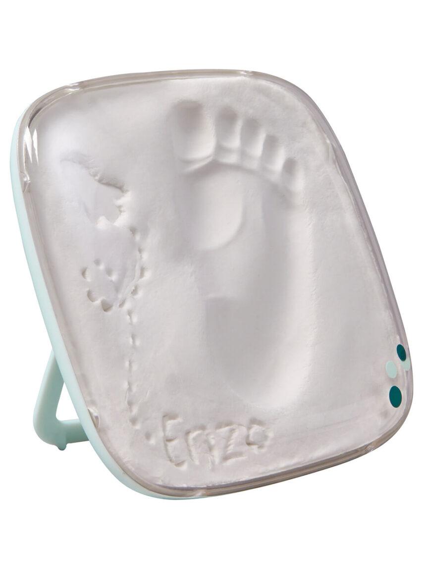 Olá bebê kit de impressão de mãos / pés - Baby Art