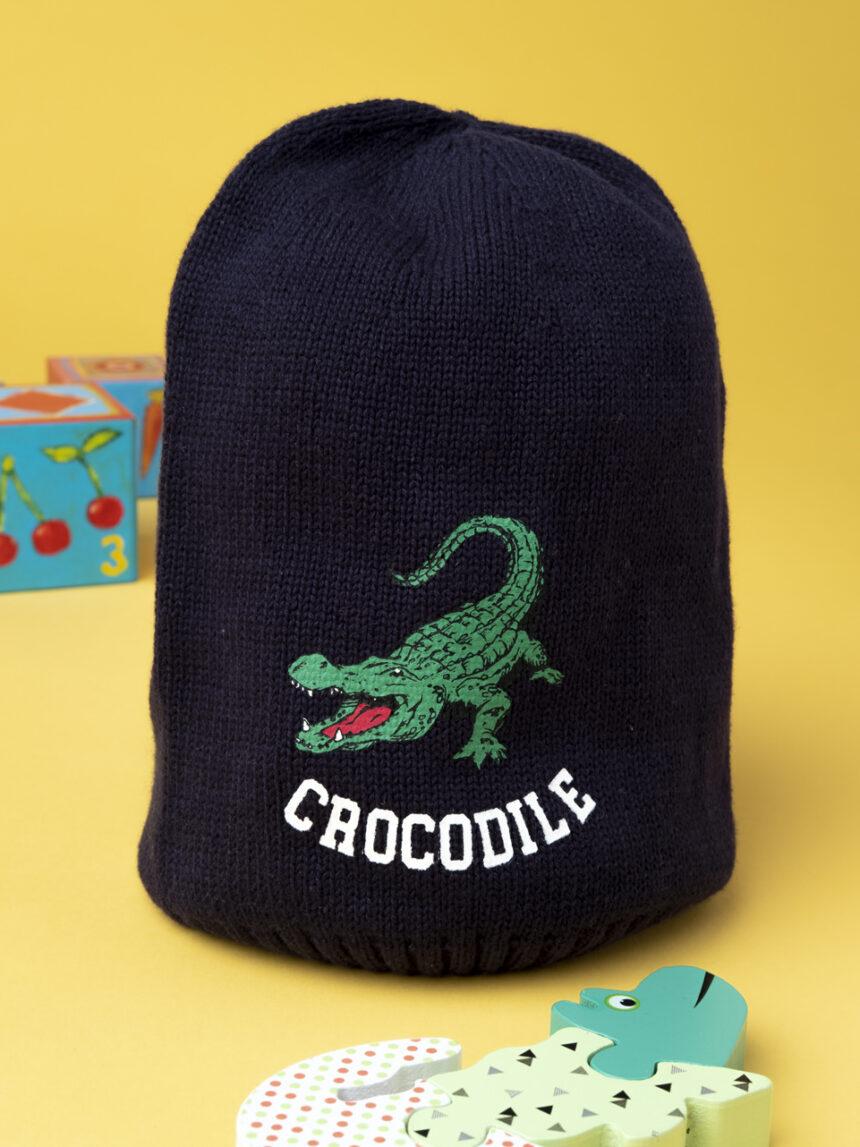 "Chapéu de ""crocodilo"" de menino - Prénatal"