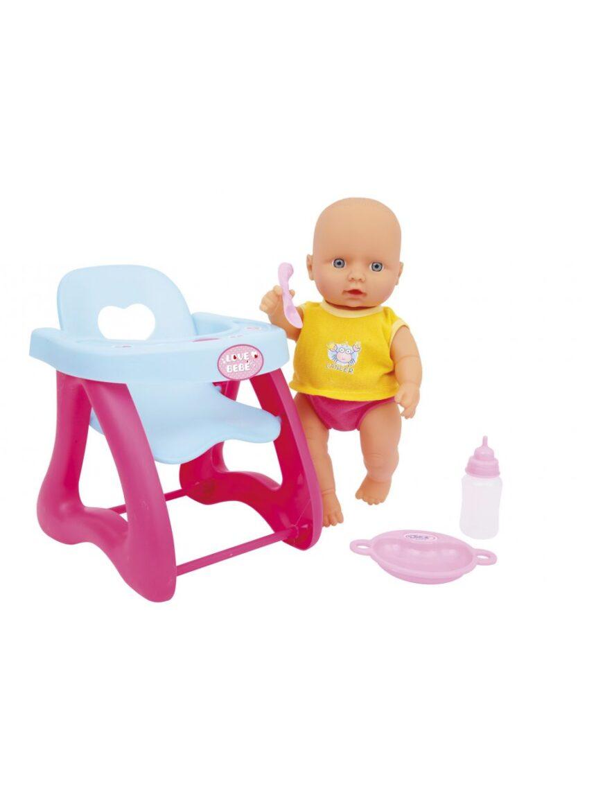 Love bebe '- bebê prima pappa - Love Bebè