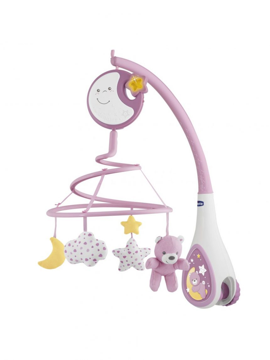 Chicco - next2dreams pink mobile - Chicco
