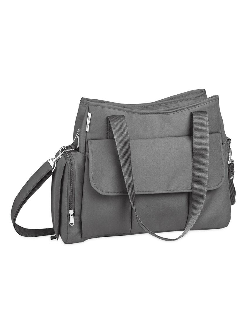Bolsa de ombro com bolsos - Giordani