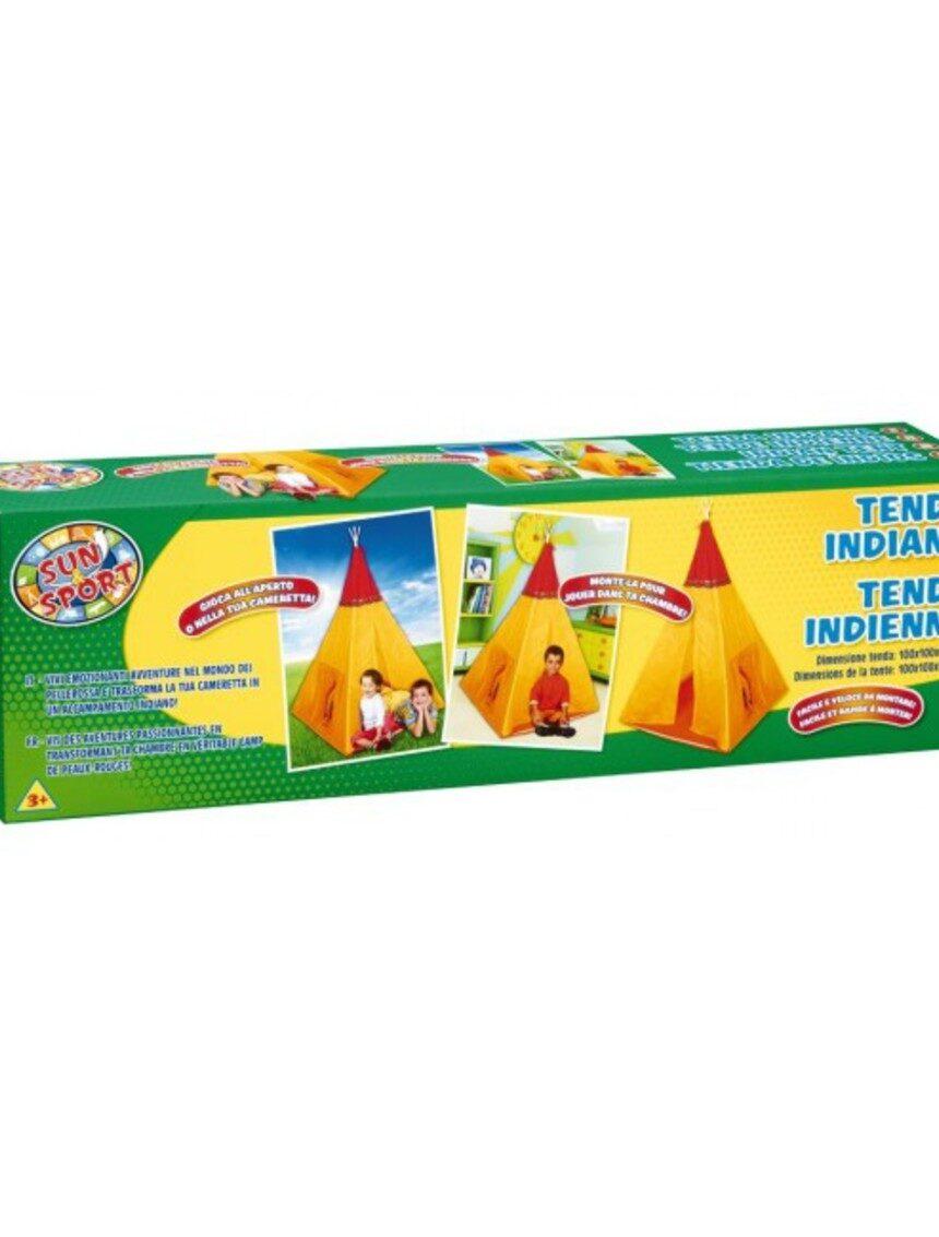Tenda indiana - Giochi Preziosi