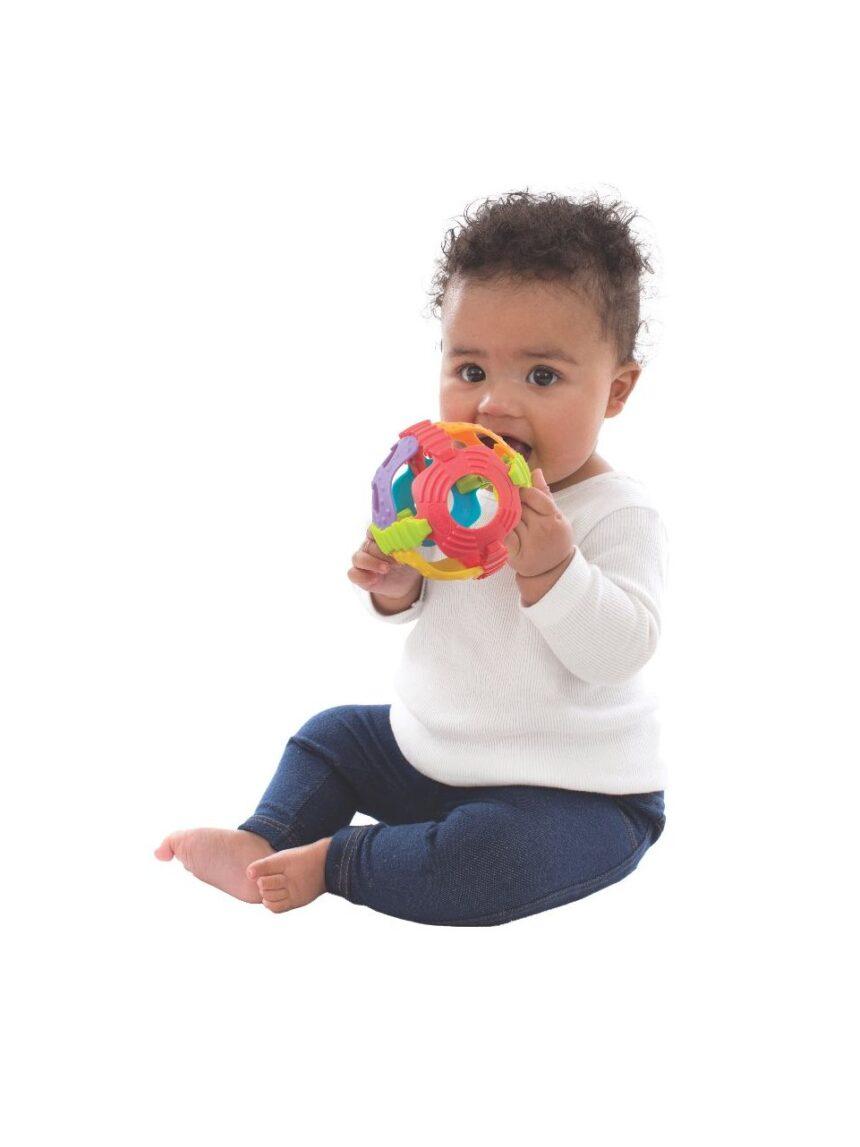 Agite o chocalho e role a bola (gn) - Playgro