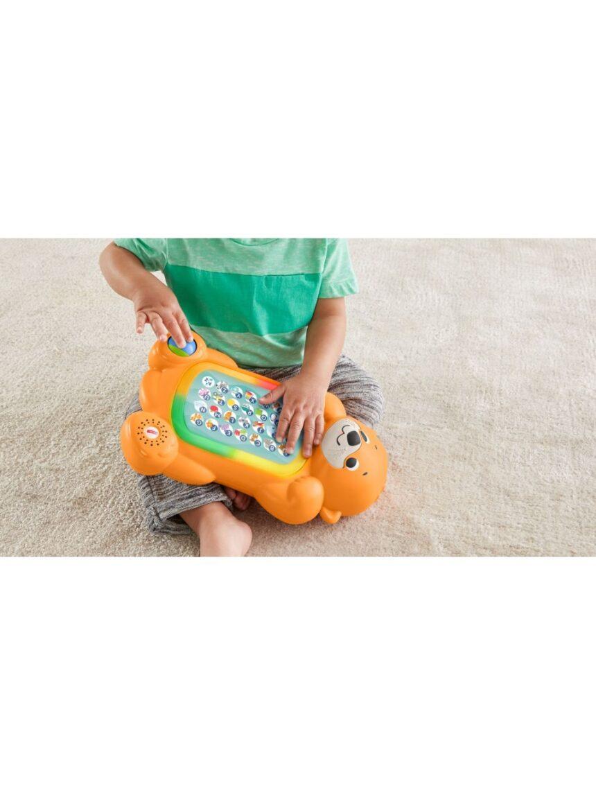 Fisher price - fale comigo baby lontra abc - Fisher-Price