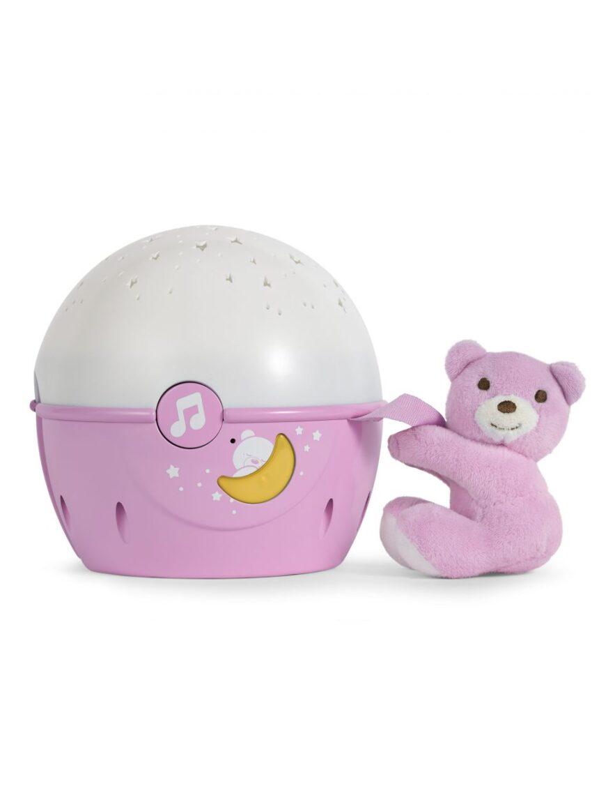 Chicco - painel do projetor nex2stars rosa - Chicco