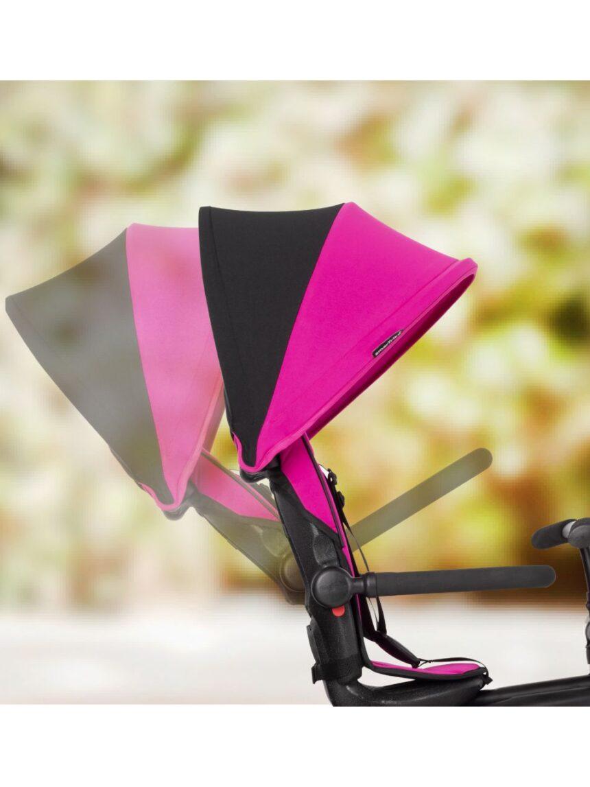 Smartrike str3 dobrável 6 em 1 rosa - SmarTrike
