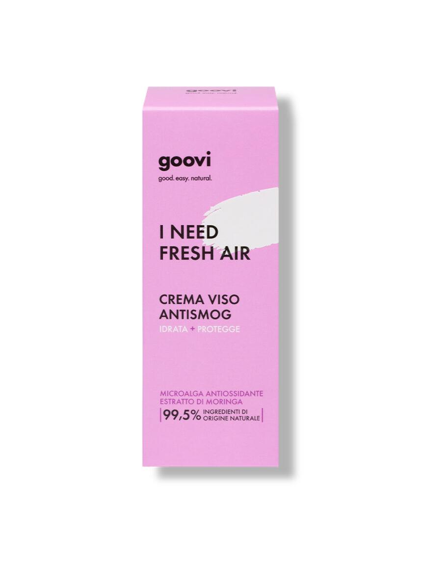 Creme facial anti-poluição - 50 ml - Goovi