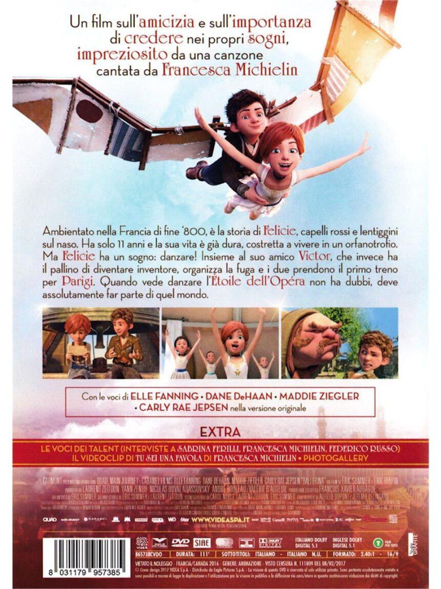 Bailarina dvd - Video Delta