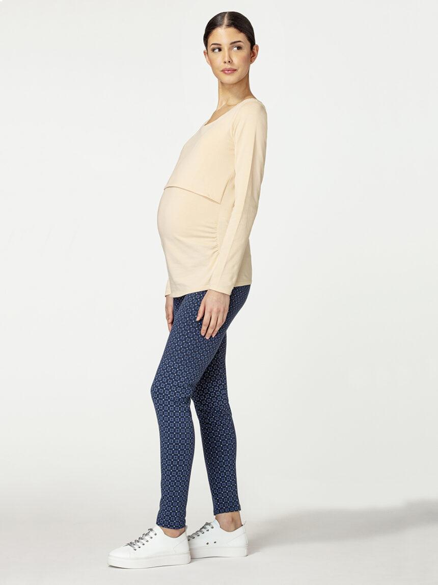 Leggings de maternidade fantasy - Prénatal
