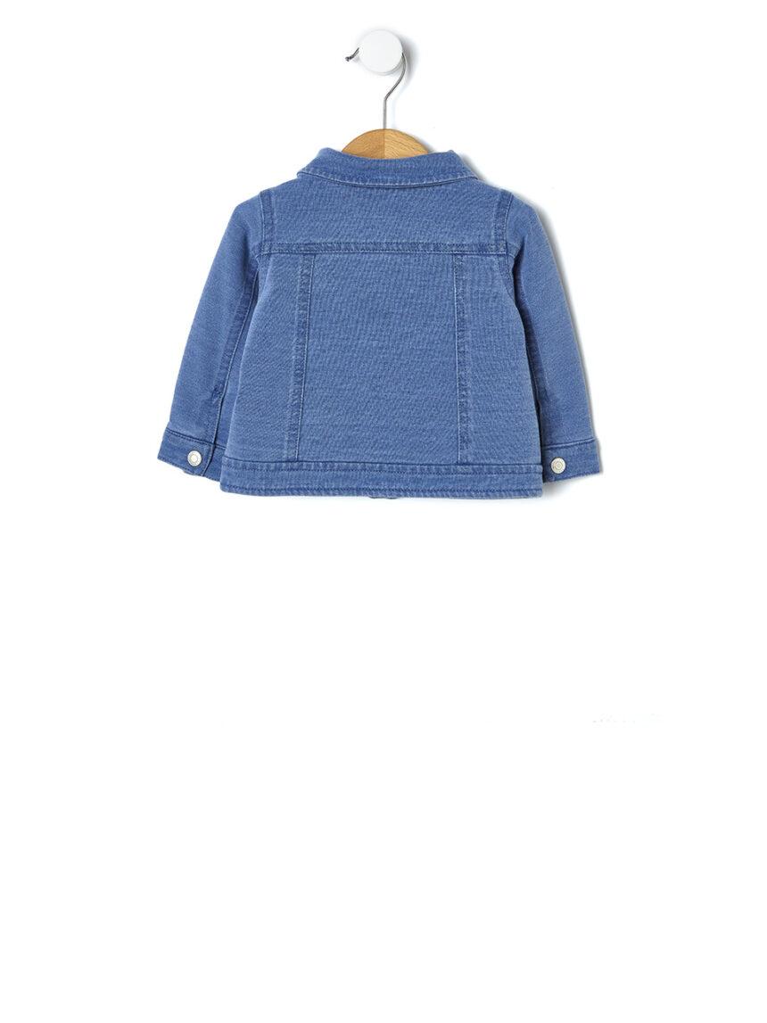 Jaqueta jeans falsa - Prénatal