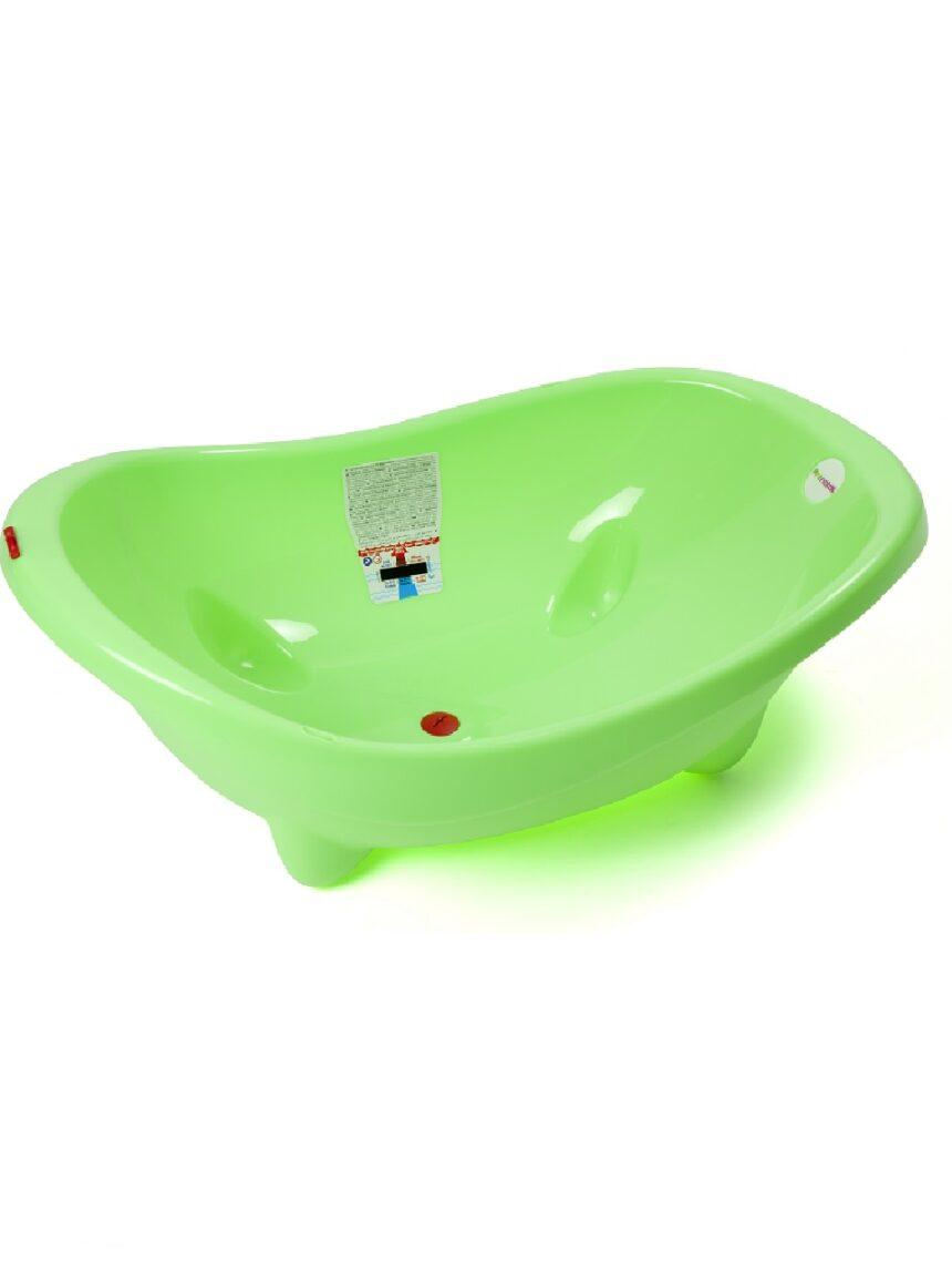 Saboneteira de bolha verde - Giordani